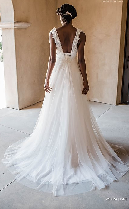 Evelyn Bridal Esme
