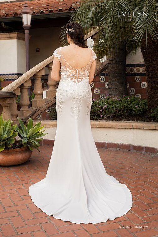 Evelyn Bridal Harlow - Size 14