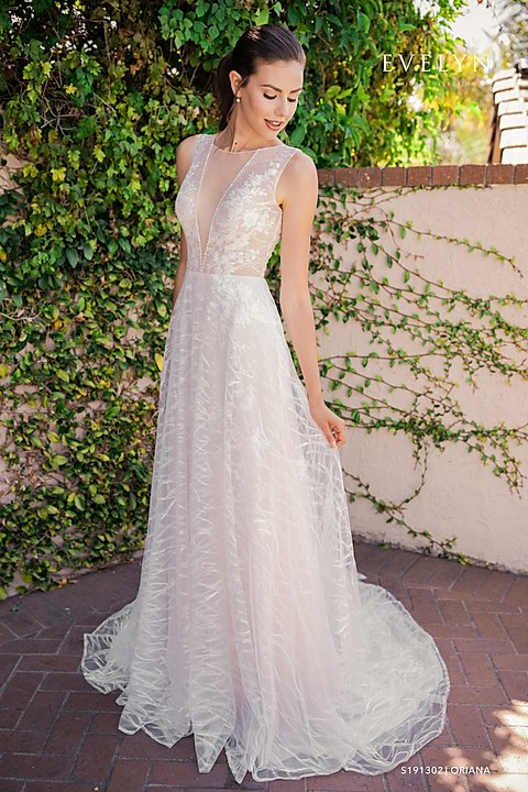 Evelyn Bridal Oriana