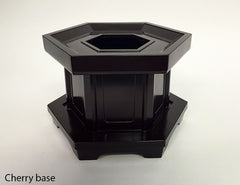 "Hexagon Base for No. 7 (8.5"" Diameter) Bell"