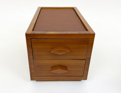 Oak Incense Storage Box (Display Model)