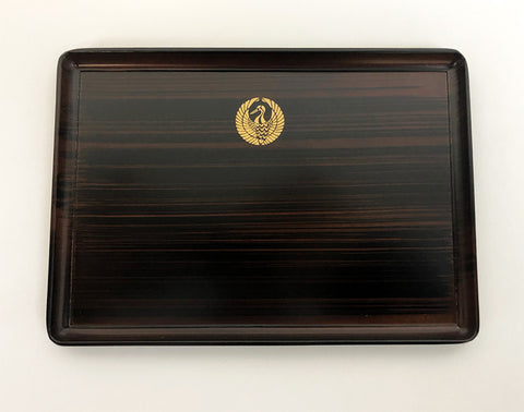 Offering Tray with Crane Logo