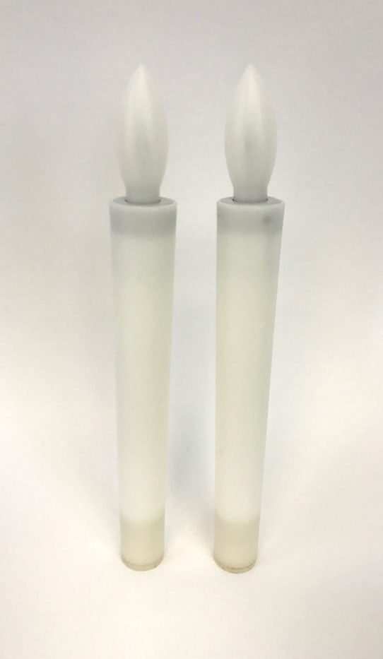 "16"" Tall Custom Size Battery Candles"
