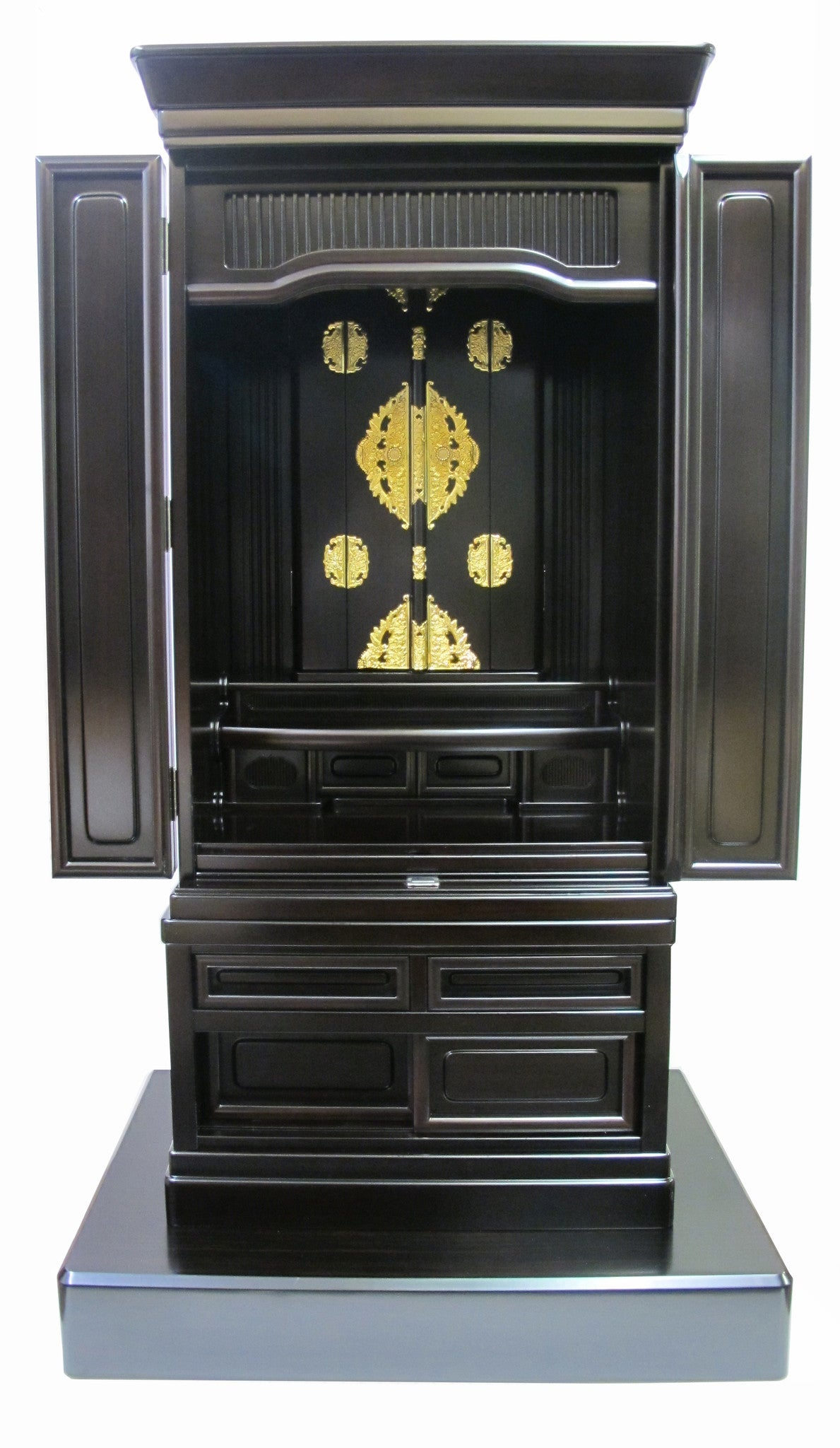 4618 Traditional Ebony Butsudan (Display Model)