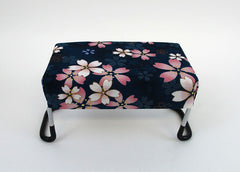 Asian-size Folding Bench for Petite (Navy)