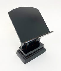 Dark Ebony Book Stand