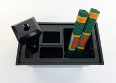 Black Incense Storage Box (Display Model)