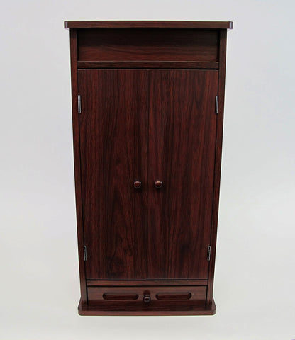 AB19 Walnut Butsudan with Drawer (Display Model)