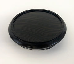 Round Ebony Fruit Dish (Display Model)