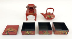 Sake Wedding Set - Sansankudo Ceremony (Display Model)