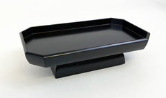 Dark Ebony Fruit Dish
