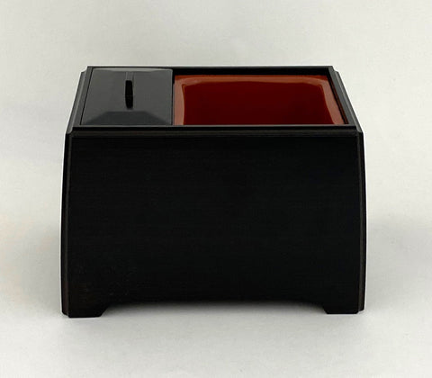 Premium Dark Ebony Powdered Incense Burner