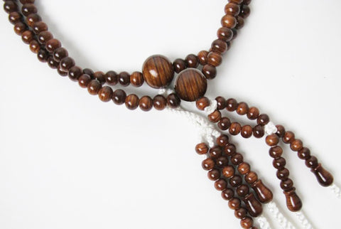 Tsuishu (Camphorwood) Beads