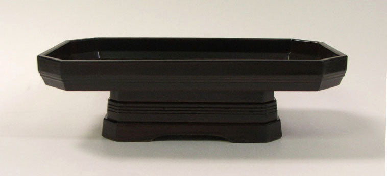 Ebony Fruit Dish (Display Model)