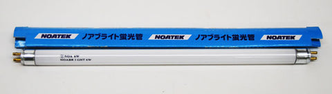 "Fluorescent Lights 6 Watt Noatek (9.5"" Long)"