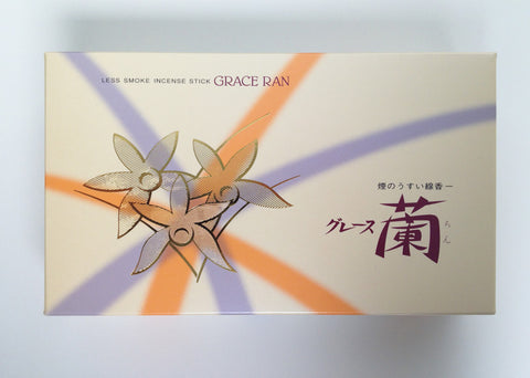 Grace Ran Incense (320 Sticks)