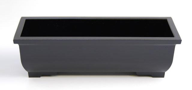 "7.2"" Long Black Basic Incense Burner"