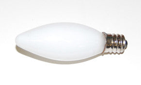 "Light Bulb for 9"" Tall Large Electric Candles"