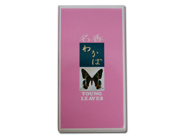 Original Young Leaves Wakaba Incense (290 Sticks) - Smoke Incense