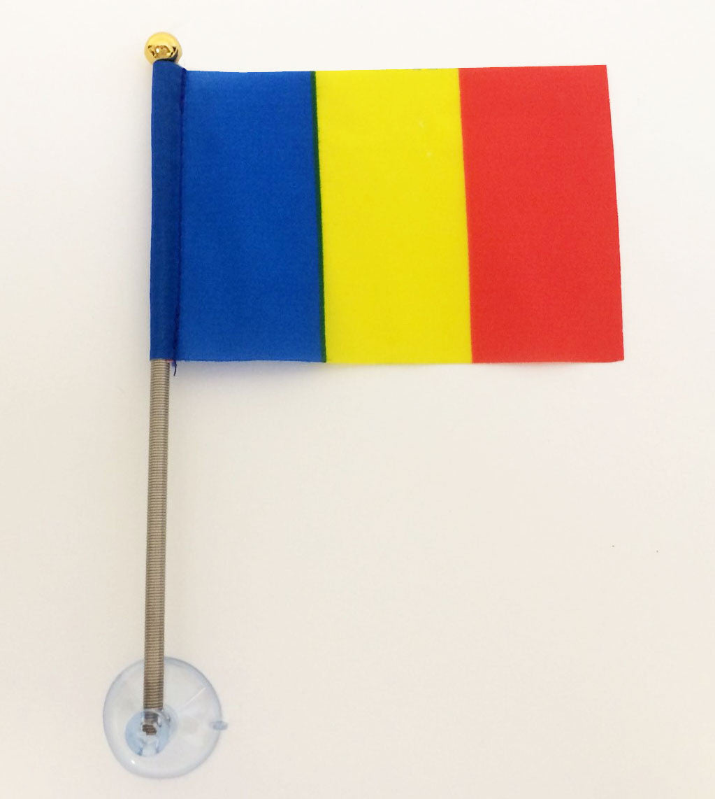 S.G.I. Flag with Suction Cup