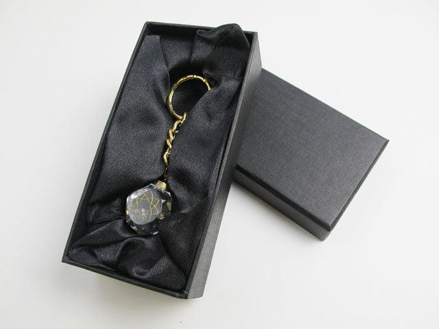 S.G.I. Crystal Key Chain