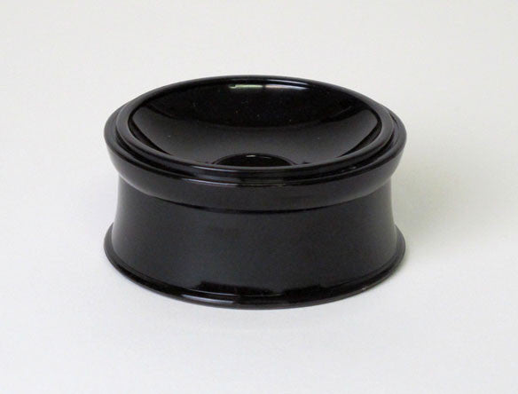 "Black Round Base for No. 2.3 (2.6"" Diameter) Bell"