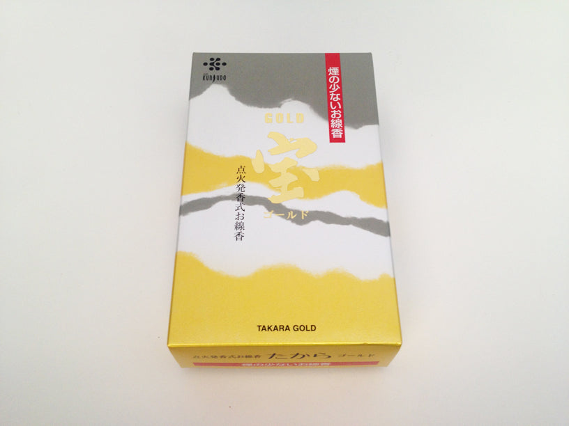 Takara Gold Incense (400 Sticks)