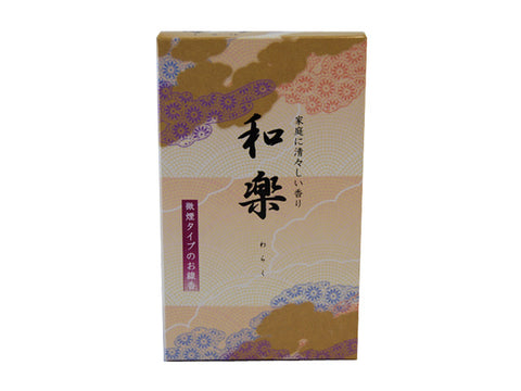 Waraku Incense (330 Sticks)