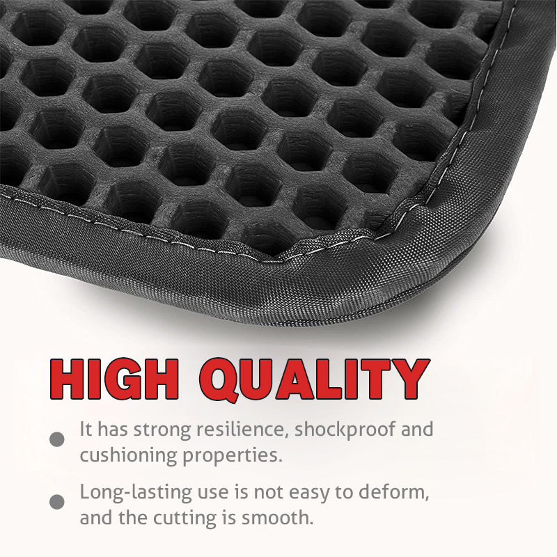 Double Layer Waterproof Car Mats