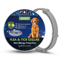 Seresto Flea and Tick Collar For Dog  SEISSO US STOCK USPS