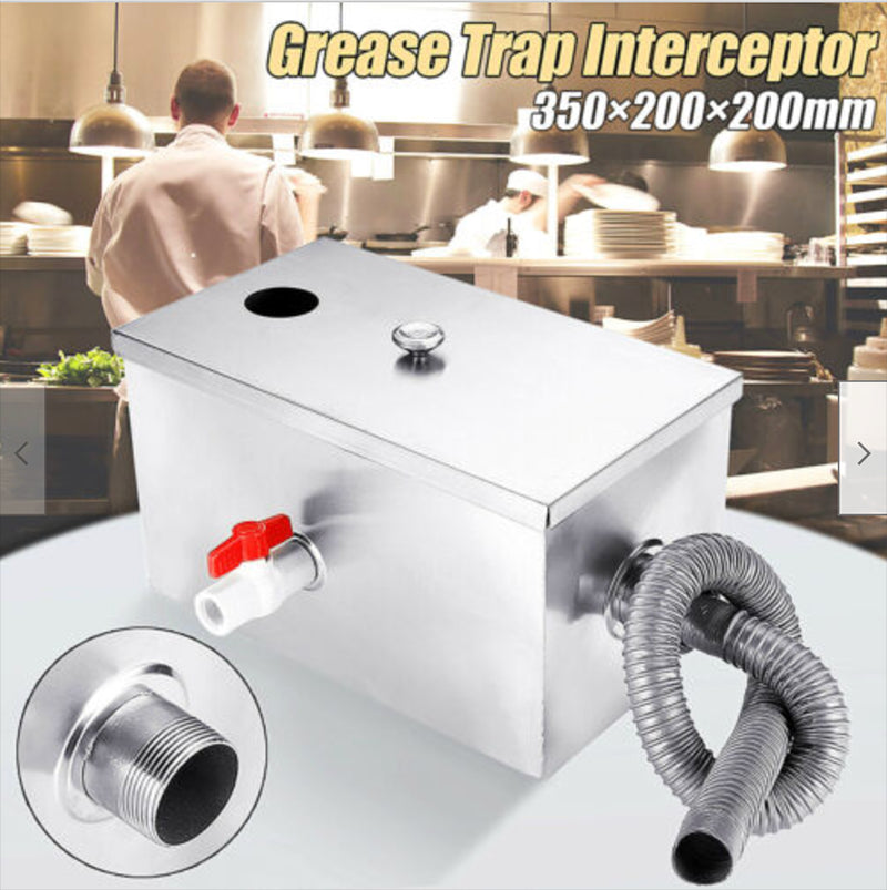 Grease Trap Interceptor