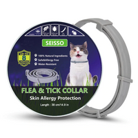 Seresto Flea and Tick Collar For Cats SEISSO US STOCK USPS