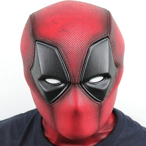 Deadpool Mask - Engineracing