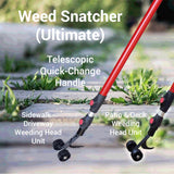 Weeds Snatcher Lawn Mower Weeding Head Steel Garden Weed Razors Lawn Mower Garden Grass Trimming Machine Brush Cutter
