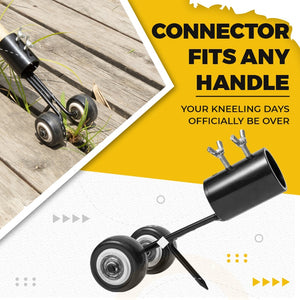 Weeds Snatcher Lawn Mower #HOT SALE#