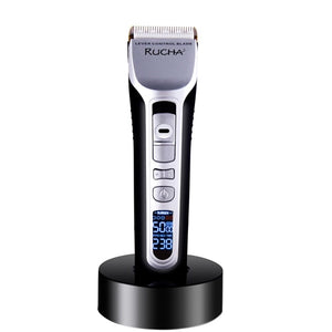 Rechargeable Electric Shaving