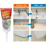 90g Mold Remover Gel Mintiml Household Mold Remover Gel Tiles Mildew Deep Down Cleaner Tools Effective Chemicals Mold Remover