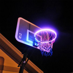 Hoop Light LED Lit Basketball Rim - Engineracing