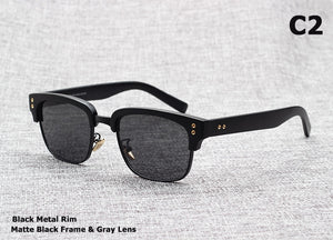 NEW FASHION THE STATESMAN BECKHAM SUNGLASSES