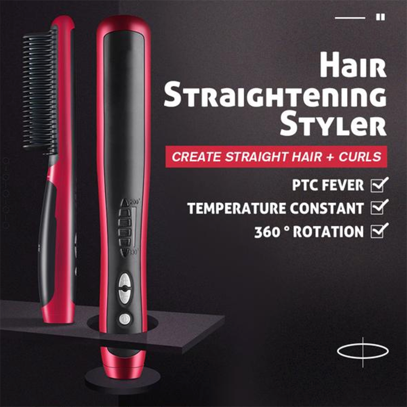 Hair Straightening Styler