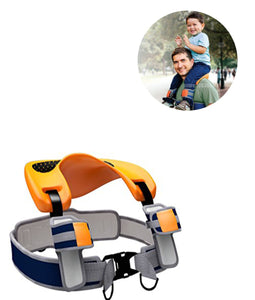 Hands-Free Shoulder Carrier with Ankle Straps - Engineracing