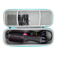 New EVA Hard Portable Carrying Protect Pouch Protect Cover Case for Revlon One-Step Hair Dryer & Volumizer& Styler