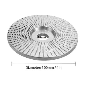 New Grinder Shaping Disc