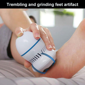Electric Foot Grinder Pedi Vac New Charging Models High And Low Gears Adjust Speed And Adapt To Different Cutin