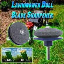 Lawnmower Dull Blade Sharpener - Engineracing
