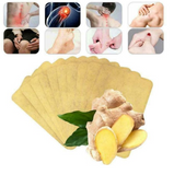 Lymphatic Detox Healing Ginger Patches - Engineracing