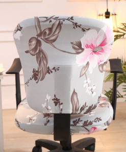 Printed Computer Chair Cover - Engineracing
