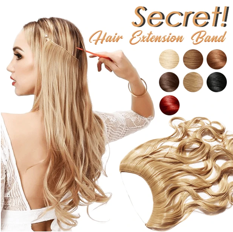 Secret Hair Extension Band