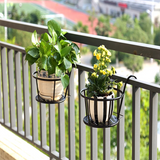 The Rail Fence Flower Planters Holder