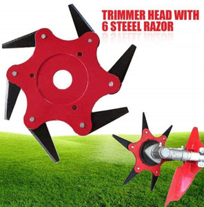 TRIMMER HEAD FOR LAWN MOWER NINJA BLADES - Engineracing